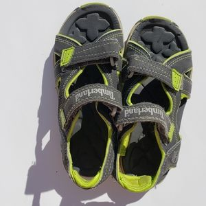 Timberland size 12 toddlers sandals